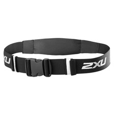 2XU Expandable Belt Black