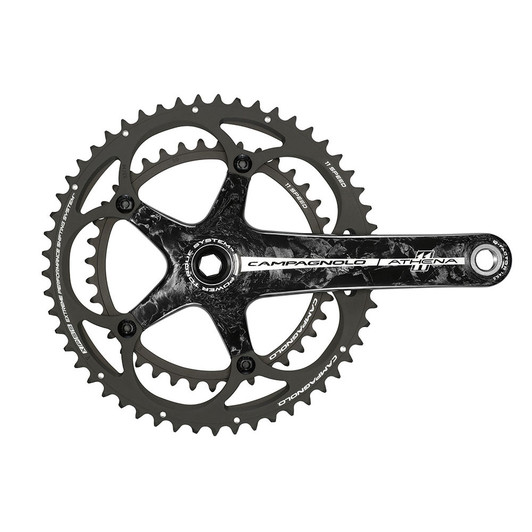 Campagnolo Athena PTS Carbon 11 Speed Chainset