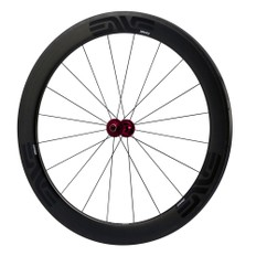 ENVE SES 6.7 Clincher Front Wheel 20h CK Red Hub Ceramic