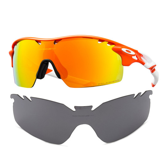 Oakley Radarlock Orange