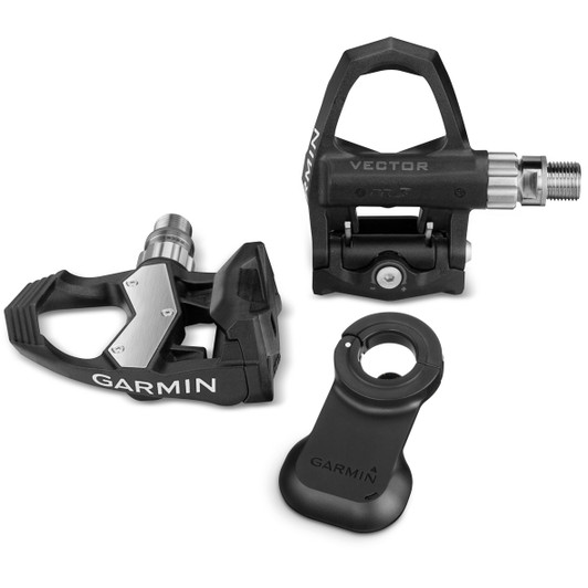 Garmin Vector 2S Power Meter Single Pedal System - Standard (12-15mm)