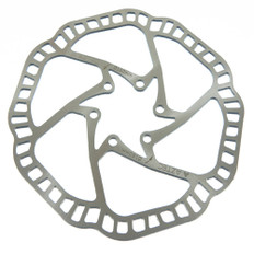 Aztec Stainless Steel Fixed Disc Rotor - 180 mm