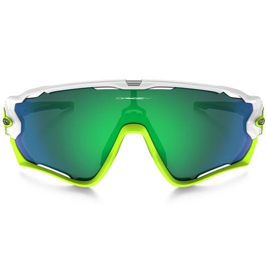 Oakley Jawbreaker Sunglasses White Iridium