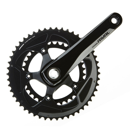 SRAM Rival 22 Crankset GXP (GXP Cups Not Included)