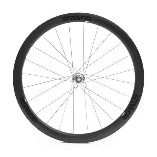ENVE SES 3.4 Clincher Wheelset Shimano Freehub Silver Spokes/Hub