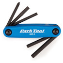 Park Tool AWS9.2 Folding Hex Set