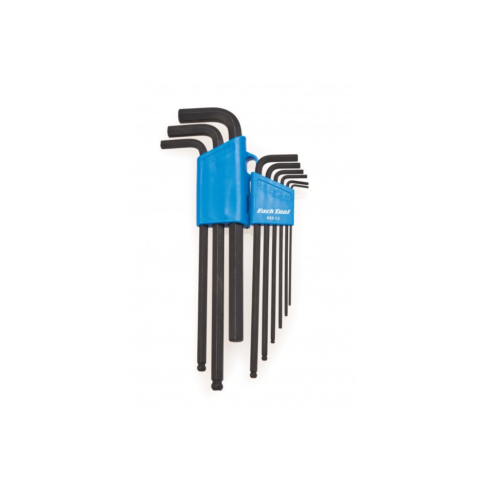 Park Tool HXS-1.2 Professional L-Shaped Hex Wrench Set