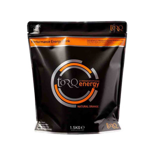 TORQ Natural Energy Mix 1.5Kg