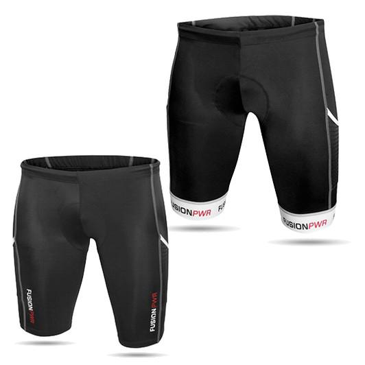 fusion pwr tri shorts