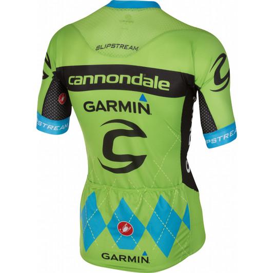 Castelli Cannondale Garmin Limited Tour De France Climbers Jersey ... 1360d5ad6