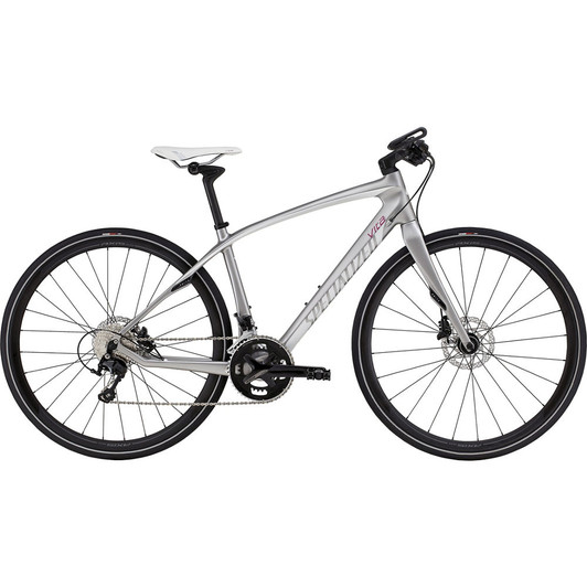 Specialized Vita Expert Carbon Disc Womens Hybrid Bike 2017