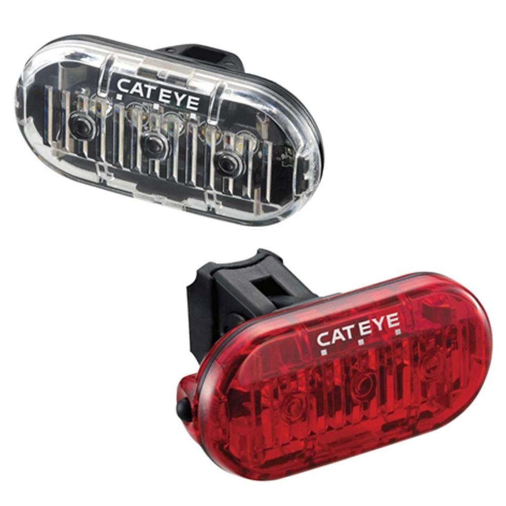 Cateye Omni 3 Light Set