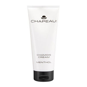 Chapeau Menthol Chamois Cream 200ml