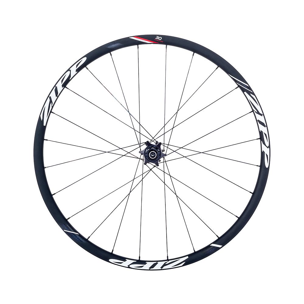 Zipp 30 Course Alloy Clincher Disc Rear Wheel (Tubeless Ready)