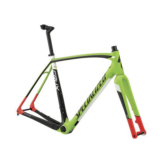 Specialized Crux Pro Disc Cyclocross Frameset 2016
