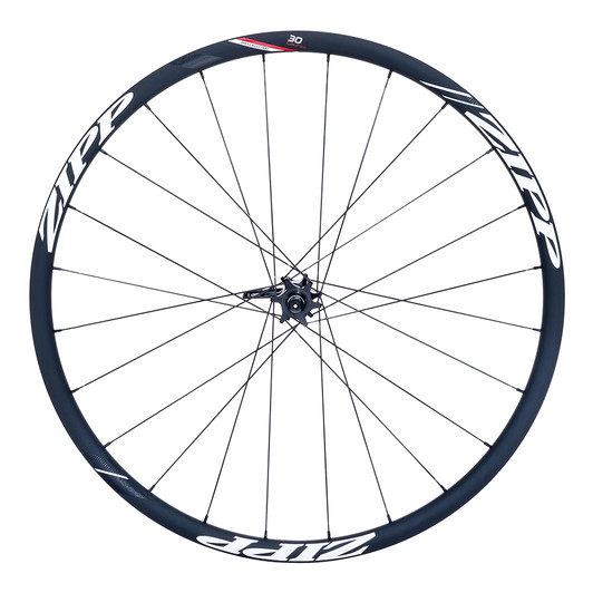 Zipp 30 Course Disc Alloy Tubular Front Wheel 2016
