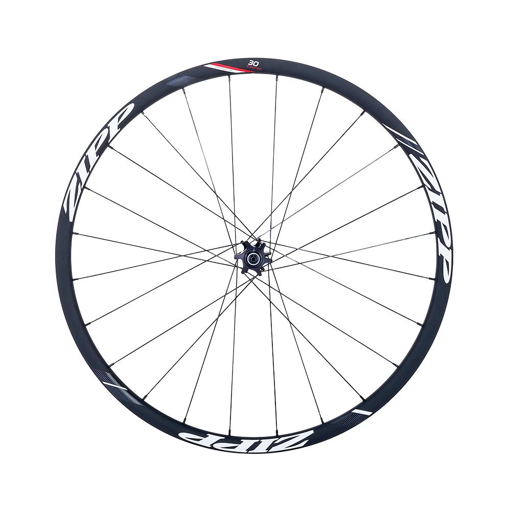 Zipp 30 Course Alloy 6-Bolt Disc Clincher Front Wheel 2019