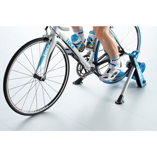 Tacx T2675 Blue Twist Folding Magnetic Turbo Trainer