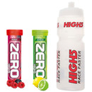 High5 750ml Bottle With 10 Zero Electrolyte Tablets
