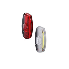 Cateye Rapid X Front/ Rear Light Set