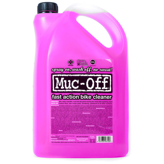 Muc-Off Nano Gel 5 Litre Bike Cleaning Concentrate