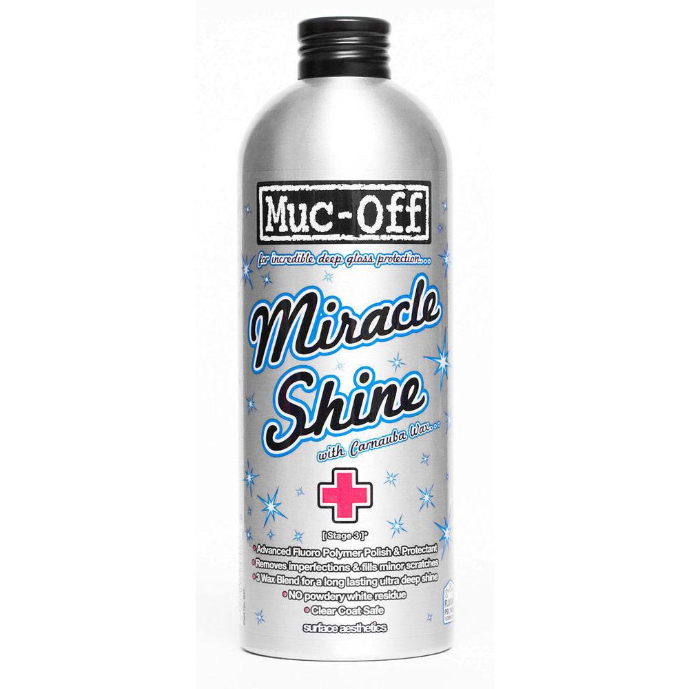 Muc-Off Miracle Shine Polish 500ml