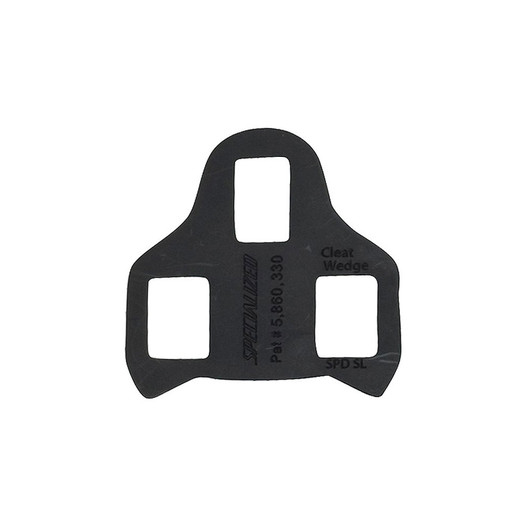 Specialized SINGLE BG Cleat Wedge For Keo (BG FIT ONLY)