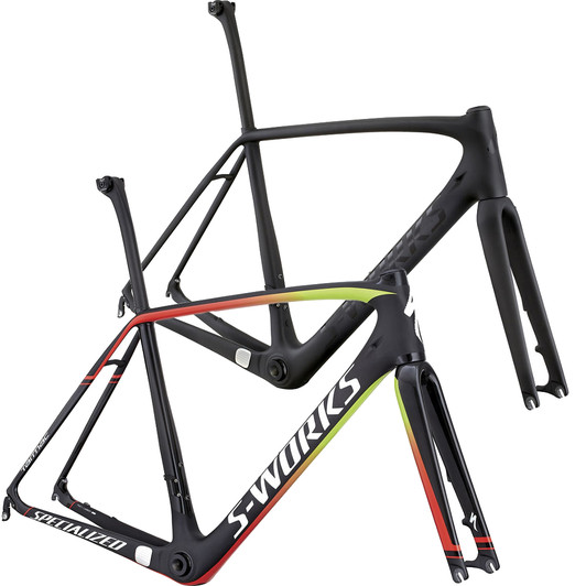 Specialized S-Works Tarmac Disc Frameset 2017