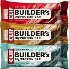 Clif Bar Builders Protein Bar 68g