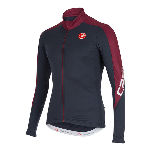 Castelli Classica Thermo Long Sleeve Jersey