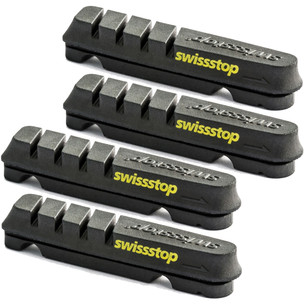 SwissStop Flash Pro Evo Black Prince Brake Pad Set