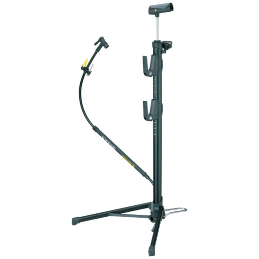 Topeak Transformer RX Portable Dual Function Bike Stand / Floor Pump