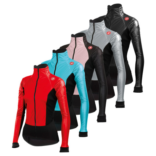 5d58d377e Castelli Cromo Light Womens Jacket