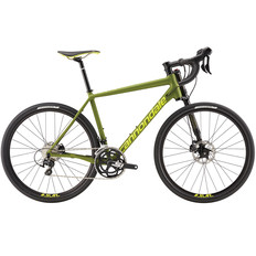 Cannondale Slate 105 Adventure Road Bike 2018