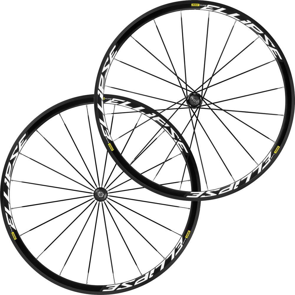 Mavic Ellipse Clincher Track Wheelset 2020
