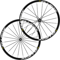 Mavic Ellipse Clincher Track Wheelset 2017