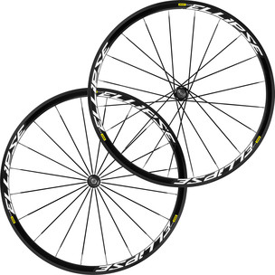 Mavic Ellipse Clincher Track Wheelset 2020