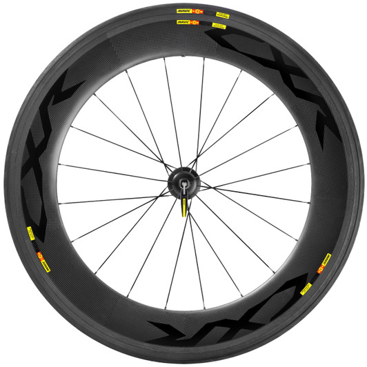 Mavic CXR Ultimate 80 Tubular Wheelset 2016
