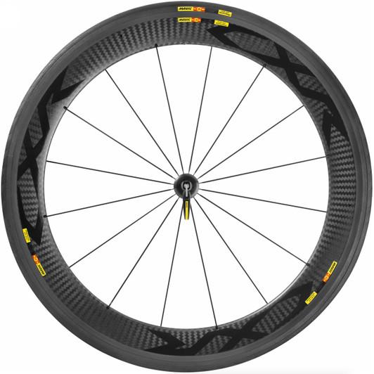 Mavic CXR Ultimate 60 Clincher Wheelset 2016