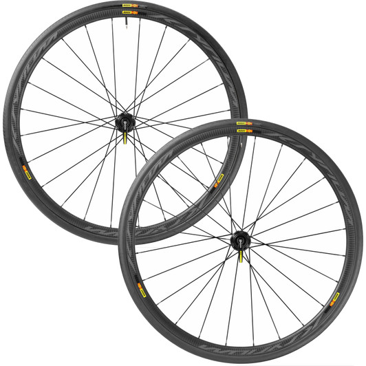 Mavic Ksyrium Pro Carbon SL Disc International Wheelset 2016