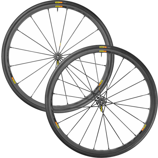 Mavic R-Sys SLR 25 WTS Clincher Wheelset 2016