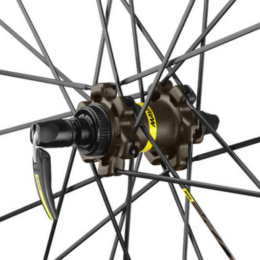 Mavic Ksyrium Pro AllRoad 28 Centre Lock Wheelset 2016