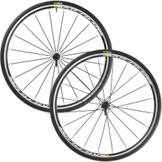 Mavic Aksium Elite 28 Wheelset 2016