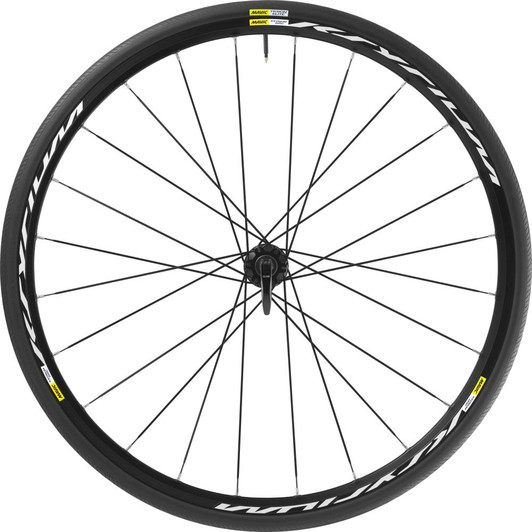 Mavic Ksyrium Disc International 6 Bolt Wheelset 2016