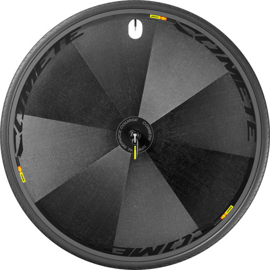 Mavic Comete Road Rear WTS Tubular Wheel 2016