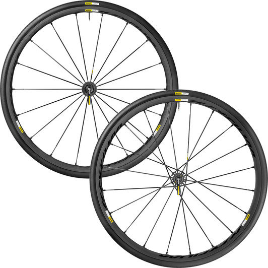 Mavic Ksyrium Pro Exalith SL Wheelset 2017
