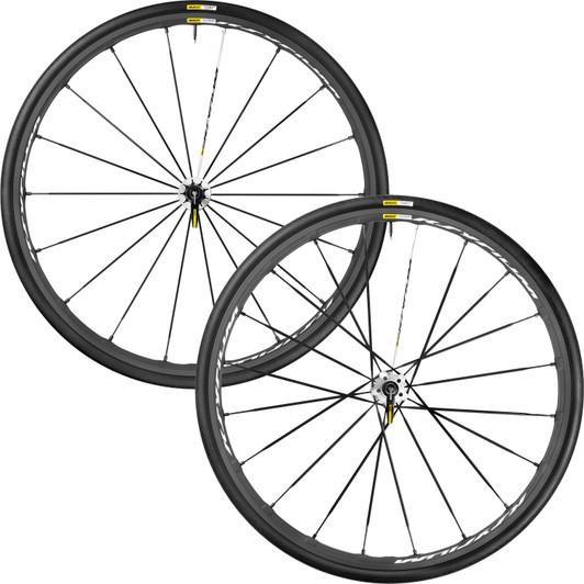 Mavic Ksyrium Pro Exalith 25 Clincher Wheelset 2016