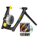 CycleOps Super Magneto Pro Turbo Trainer (inc DVD)