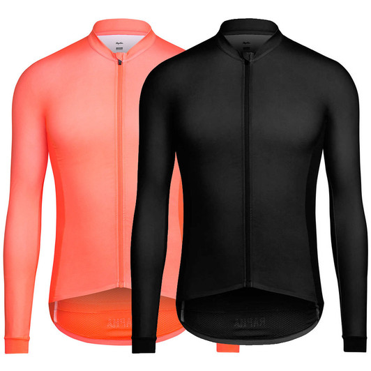 Rapha Long Sleeve Pro Team Aero Jersey  61c5f2616