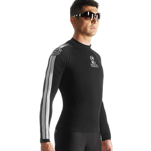 Assos SkinFoil Spring/Fall S7 Long Sleeve Base Layer